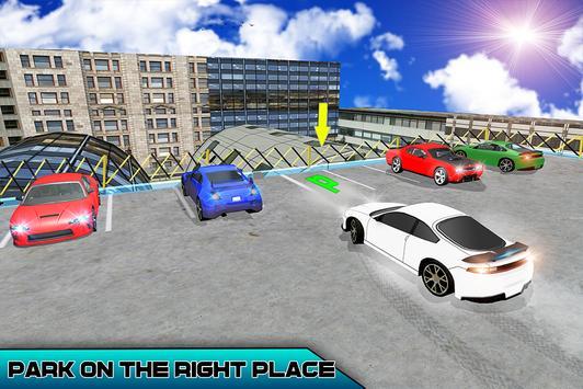 Extreme Multi-Storey Crazy Car Parking Simulator screenshot 11