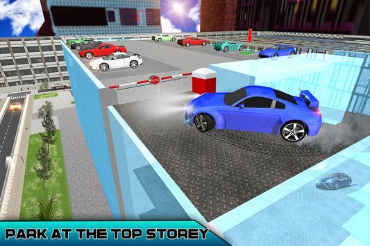 Extreme Multi-Storey Crazy Car Parking Simulator screenshot 5