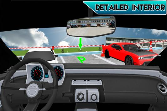 Extreme Multi-Storey Crazy Car Parking Simulator screenshot 9
