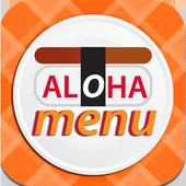 Aloha Menu Hawaii icon