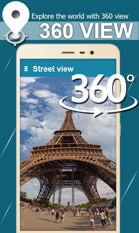 Street view live satellite earth map navigation for android apk street view live satellite earth map navigation captura de pantalla 6 gumiabroncs Choice Image