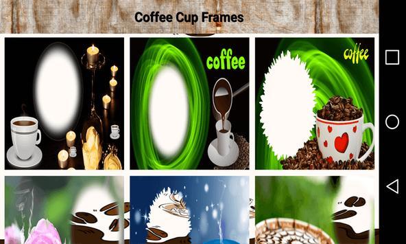 Coffee Cup Frames screenshot 3