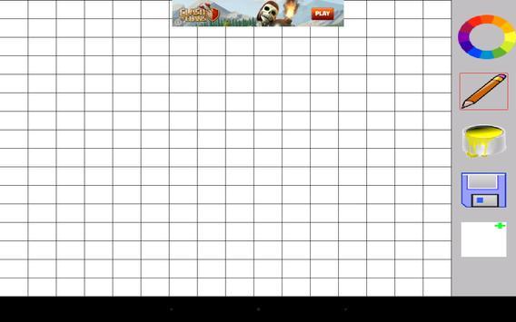 PixelHawk2 - Pixel Art Creator screenshot 2