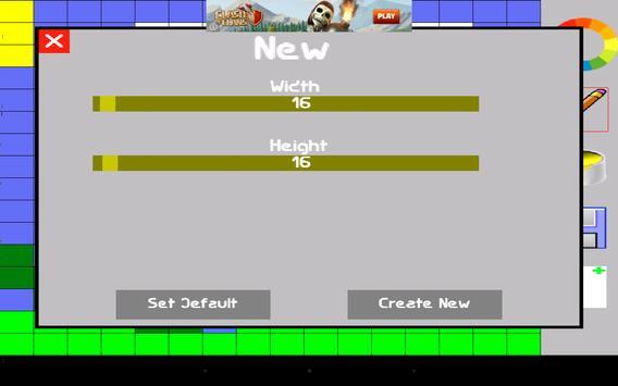 PixelHawk2 - Pixel Art Creator screenshot 3