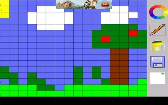PixelHawk2 - Pixel Art Creator screenshot 4