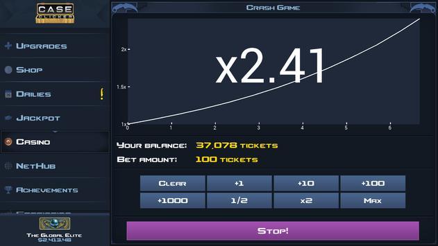 Case Clicker 2 - Crash Update! apk screenshot