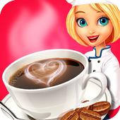 Coffee Break Maker Shop - My Sweet Dessert Game icon