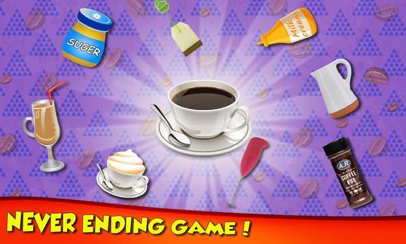 Coffee Break Maker Shop - My Sweet Dessert Game screenshot 4
