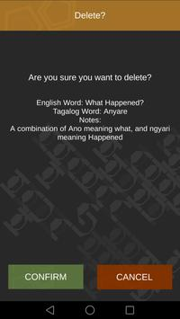 Learn Tagalog Assistant screenshot 6