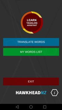 Learn Tagalog Assistant poster
