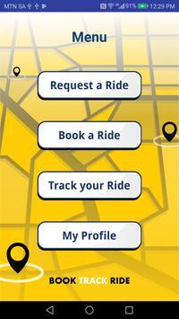 RDM Ride poster
