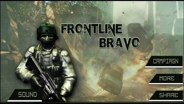 Frontline Bravo poster
