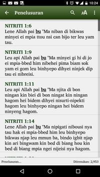 Alkitab Hatam screenshot 4