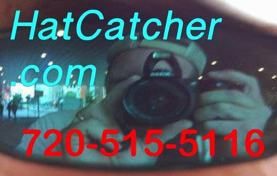 HatCatcher Business Card Video poster