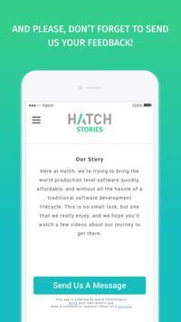 Hatch Stories screenshot 3