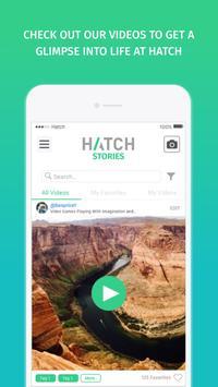 Hatch Stories poster