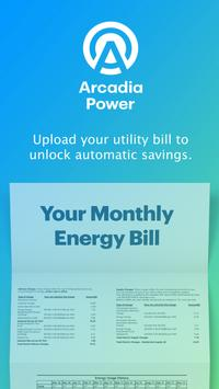 Price Alerts by Arcadia Power poster