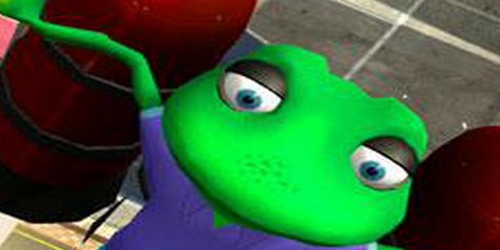the amazing Stupid frog apk screenshot
