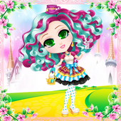 madelinee flying hatter doll icon