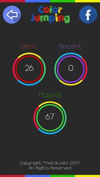 Color Jumping 2017 apk screenshot