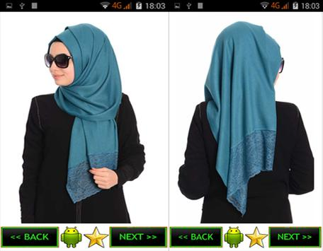 Scarf, shawl models screenshot 5