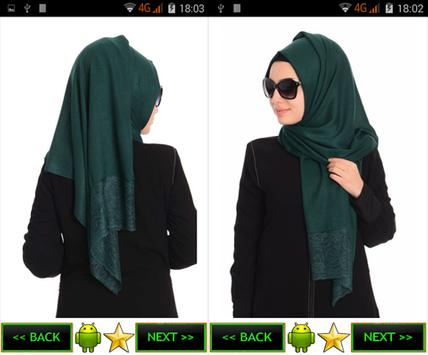 Scarf, shawl models screenshot 13