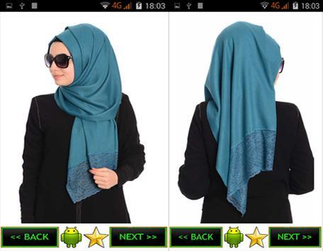 Scarf, shawl models screenshot 10