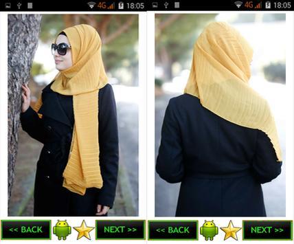 Scarf, shawl models screenshot 1