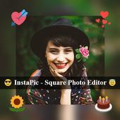 Pic - Square Photo Editor icon
