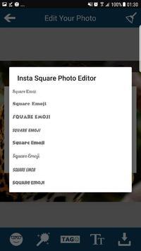 Pic - Square Photo Editor apk screenshot