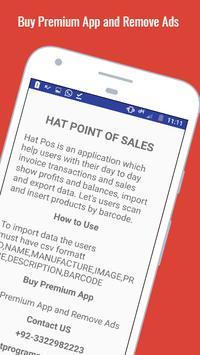 HAT Point of Sale - POS apk screenshot