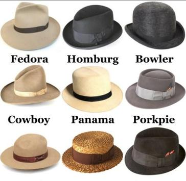 hat styles ideas apk screenshot
