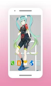 Fan Art Hastane Miku Wallpapers poster