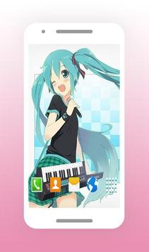 Fan Art Hastane Miku Wallpapers screenshot 3