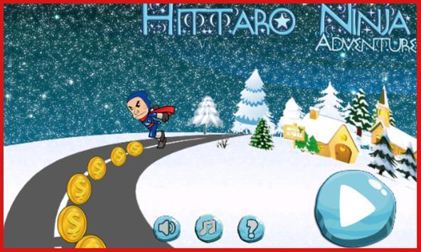 Angry Ninja Hittaro Adventure poster