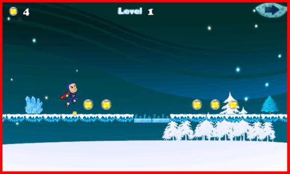 Angry Ninja Hittaro Adventure apk screenshot