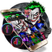 Haunted Joker Theme आइकन