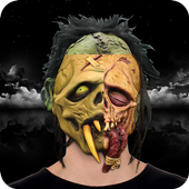 Haunted Face Changer App icon