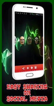 Haunted Face Changer App apk screenshot