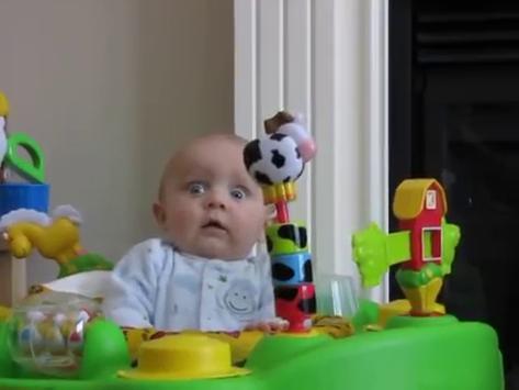 Interactive Baby Laughs Videos screenshot 1
