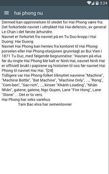 Haiphong Nu poster