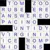 Crossword ikona