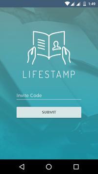 Lifestamp poster