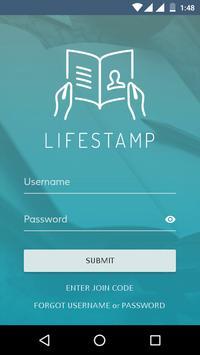 Lifestamp apk screenshot