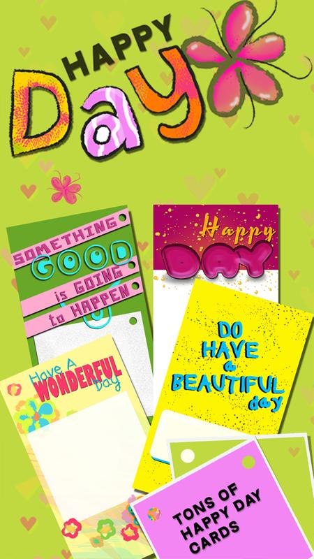 Have a nice day greeting cards apk download free lifestyle app for have a nice day greeting cards poster m4hsunfo