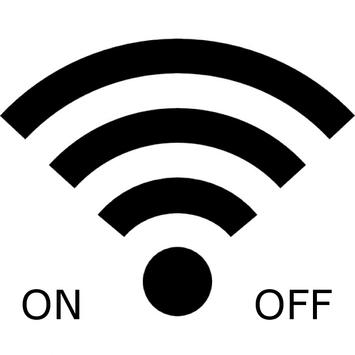 Wifi On/Off poster