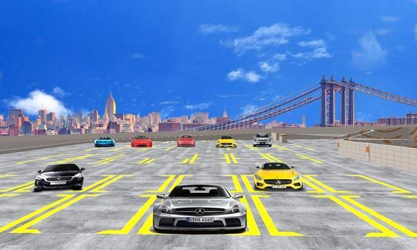 Multi-level Car Parking 2017 apk screenshot