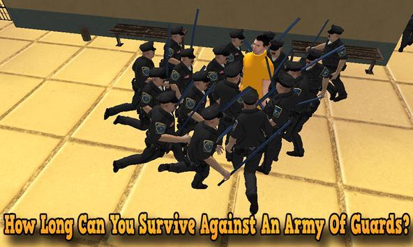 Endless Survival Prison Escape screenshot 1