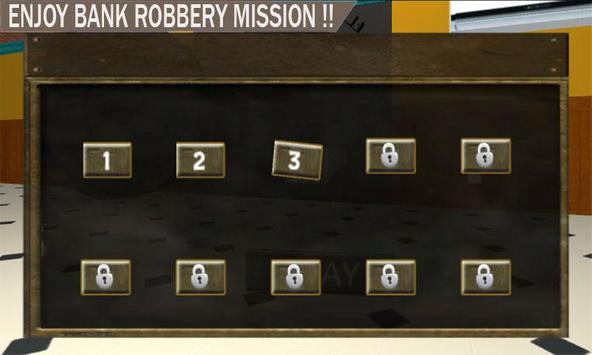 Prisoner Bank Robbery - Heist apk screenshot