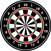 Elimination Dart Counter icon
